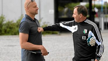 Wojciech Kowalewski i Krzysztof Dowhań