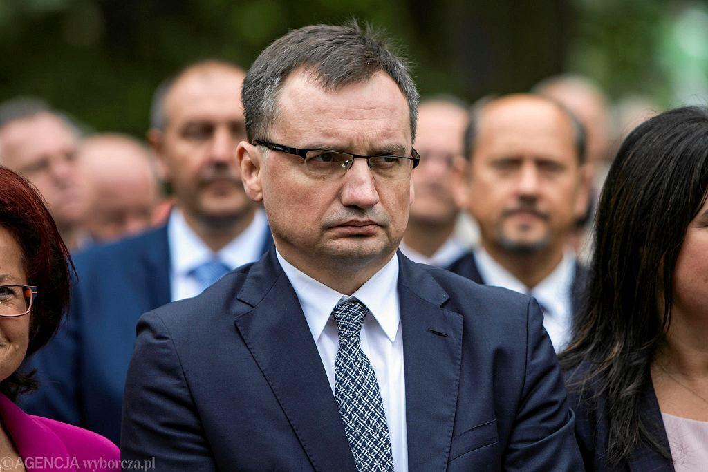 Zbigniew Ziobro w Strachocinie