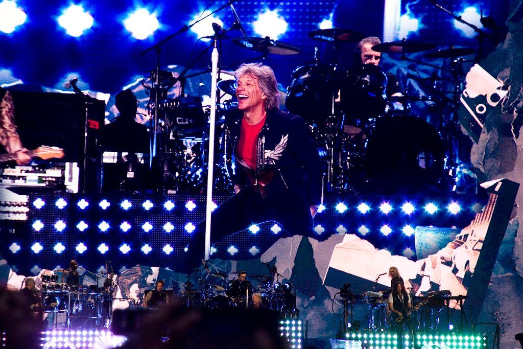 Koncert Jon Bon Jovi w Warszawie