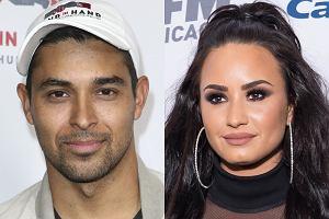 Wilmer Valderrama , Demi Lovato
