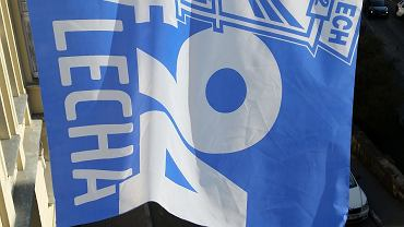 Flaga na urodziny Lecha