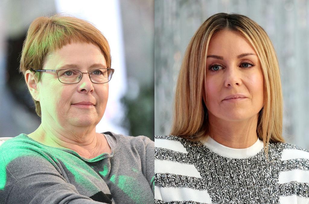 Ilona Łepkowska, Małgorzata Rozenek-Majdan