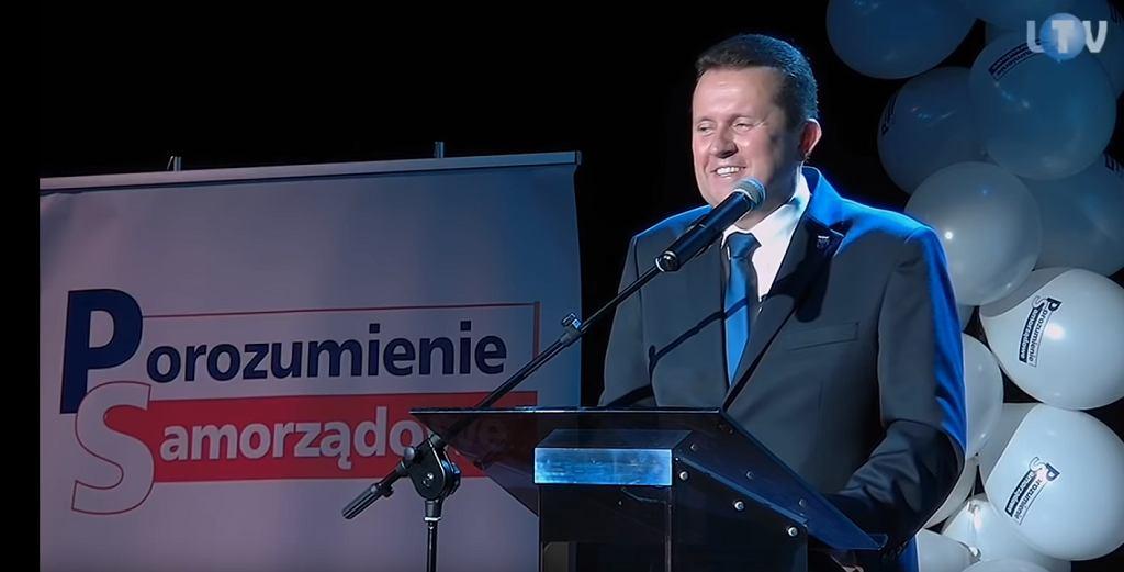 Wybory samorządowe 2018. Roman Smogorzewski - prezydent Legionowa