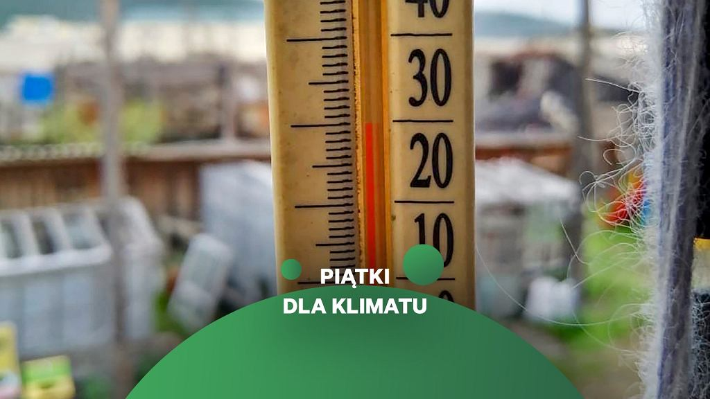 Zdjęcie z 21 czerwca, pokazujące temperaturę ok. 30 stopni Celsjusza w Wierchojańsku na Syberii (za kręgiem polarnym), dzień po tym, jak odnotowano tam rekordową temperaturę 38 stopni Celsjusza