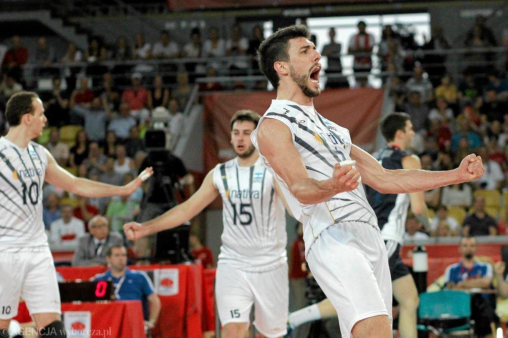 MŚ siatkarzy 2014. Argentyna - USA 3:2
