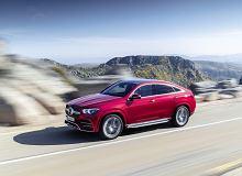 Nowy Mercedes GLE Coupe z cenami w Polsce. Od 372 700 zł za podstawowego diesla