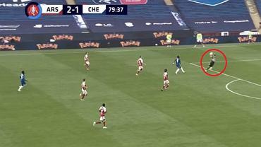 Chelsea - Arsenal. Kontrowersyjna decyzja arbitra