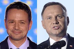 Rafał Trzaskowski / Andrzej Duda