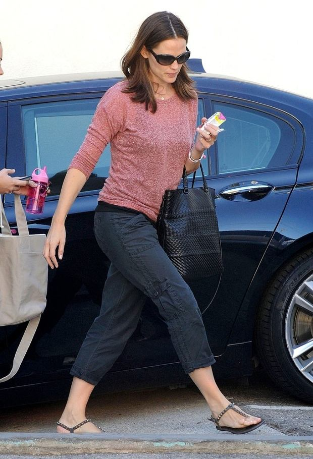 Pictured: Ben Affleck  Mandatory Credit ?? Milton Ventura/Broadimage  Jennifer Garner takes her daughters to Karate Classes    10/26/12, Santa Monica, California, United States of America    Broadimage Newswire  Los Angeles 1+  (310) 301-1027  New York      1+  (646) 827-9134  sales@broadimage.com  http://www.broadimage.com