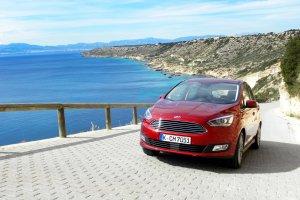 Ford C-MAX FL | Pierwsza jazda | W stylu Focusa