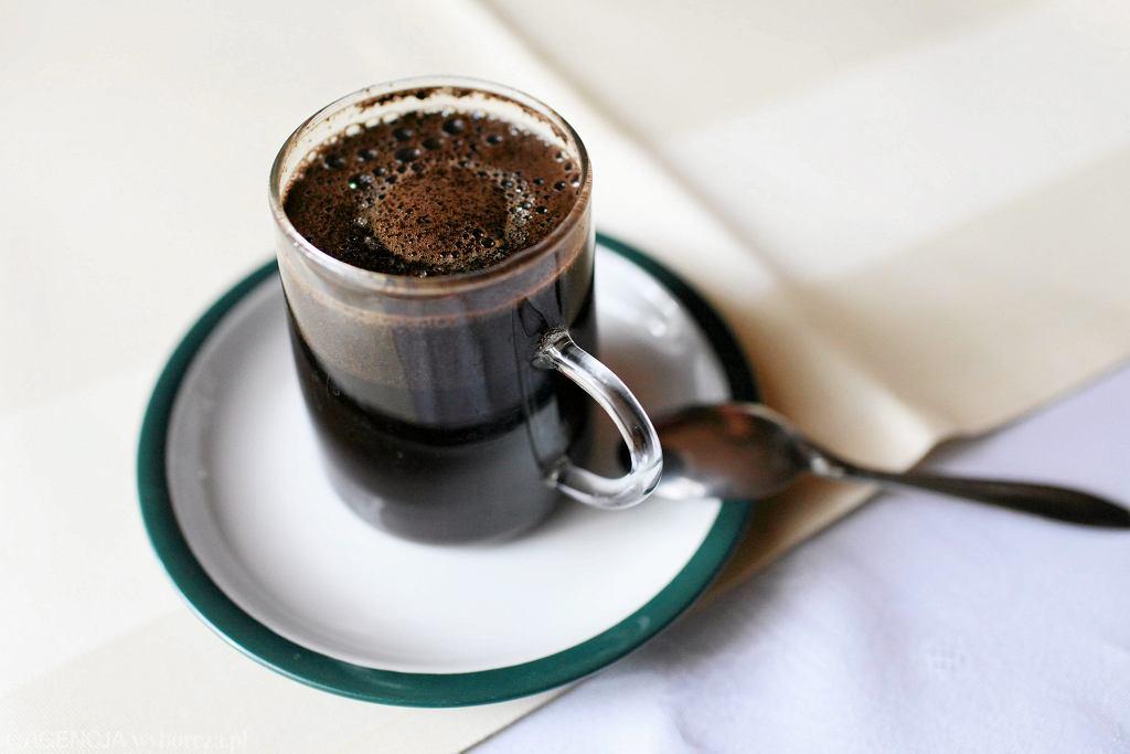 Kawa. Zdjęcie ilustracyjne