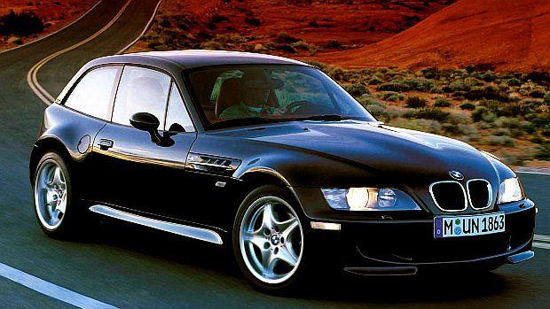 M Coupe produkowane było przez cztery lata
