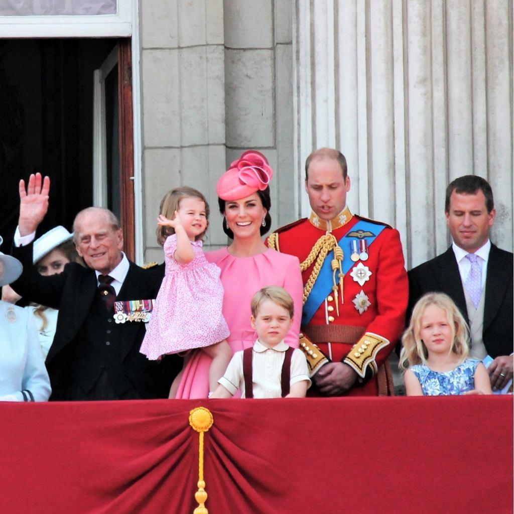 Księżniczka Charlotte nie będzie w szkole nazywana 'Wasza królewska mość