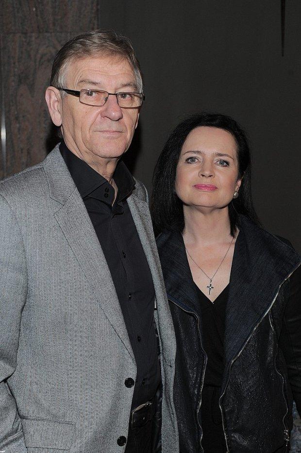 Jolanta Fajkowska, Krzysztof Karpiński
