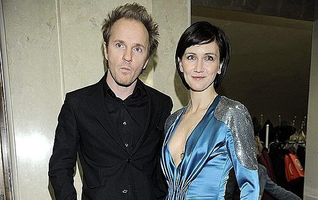 Jacek Borcuch, Ilona Ostrowska.