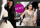 Kim Kardashian weźmie ślub w sukni od Very Wang
