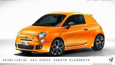 Fiat 504 Coupe Zagato Elaborata
