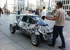 Robak na kołach, czyli nowe Audi