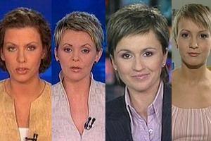 Anita Werner, Beata Tadla, Justyna Pochanke i Marta Kuligowska.