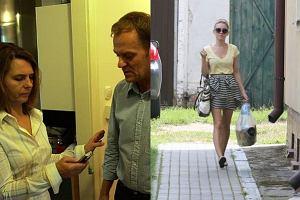 Jakiś czas temu Jarosław Kaczyński powiedział, że sklep Biedronka jest dla ubogich. Zawrzało, a piłeczkę szybko odbił Donald Tusk, który stwierdził, że całą rodziną w tym sklepie robią zakupy. Całą rodziną? Oj, chyba nie wie, gdzie zakupy robi jego modna córka Kasia Tusk.