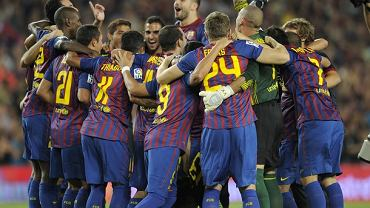 Mecz o Superpuchar Hiszpanii, FC Barcelona - Real Madryt 3:2, 17.08.2011