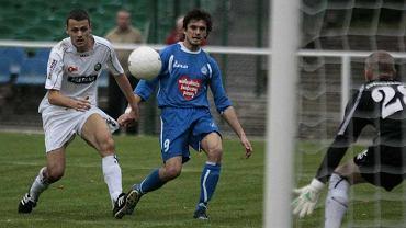 2008 r. Warta Poznań odpada z Pucharu Polski po przegranej z Ruchem Chorzów. Wtedy przeszła jednak pierwszą rundę