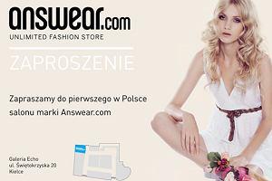 Pierwszy salon sklepu Answear.com już otwarty