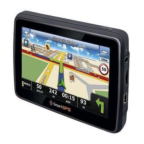 Nawigacja samochodowa SmartGPS SG600