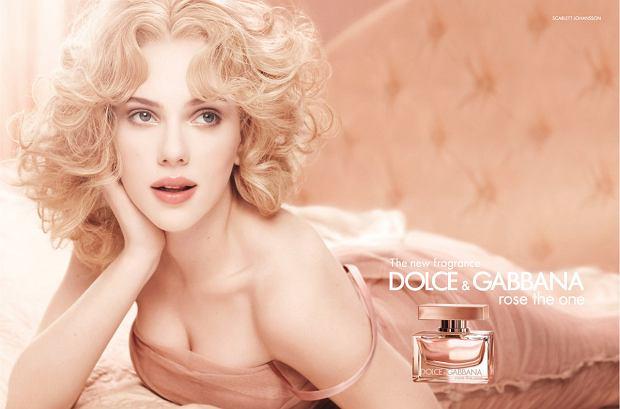 Scarlett Johansson dla Dolce