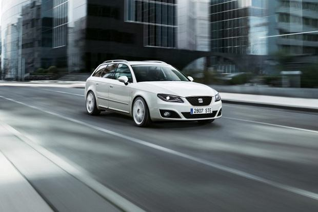 Seat Exeo (facelifting 2011)