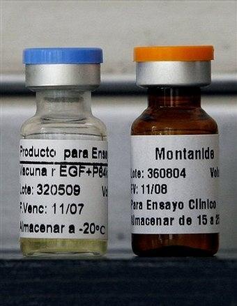 Szczepionka CimaVax-EGF