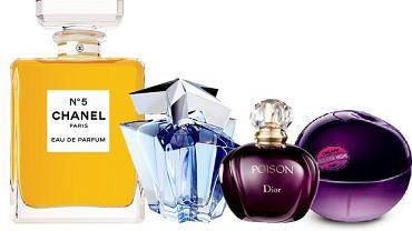 Najpiękniejsze perfumy świata