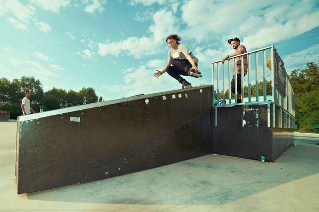 Zawody West Side Comp odbyły się w skateparku Wyspa w Poznaniu