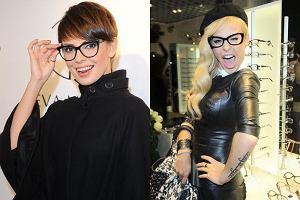 Ewa Minge otworzyła salon z okularami. Na otwarciu pojawiło się wielu celebrytów.