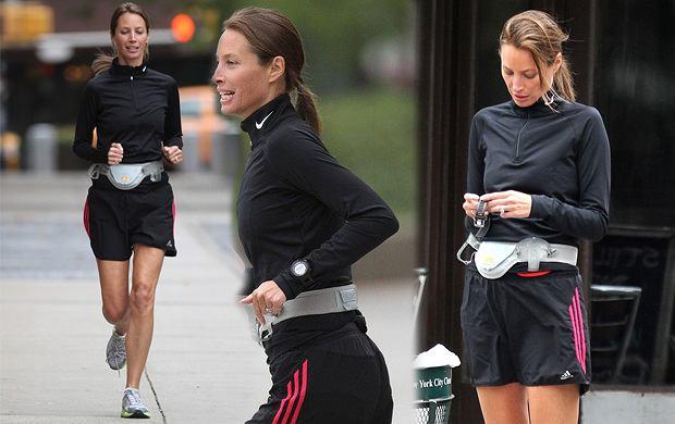 Christy Turlington weźmie udział w nowojorskim maratonie