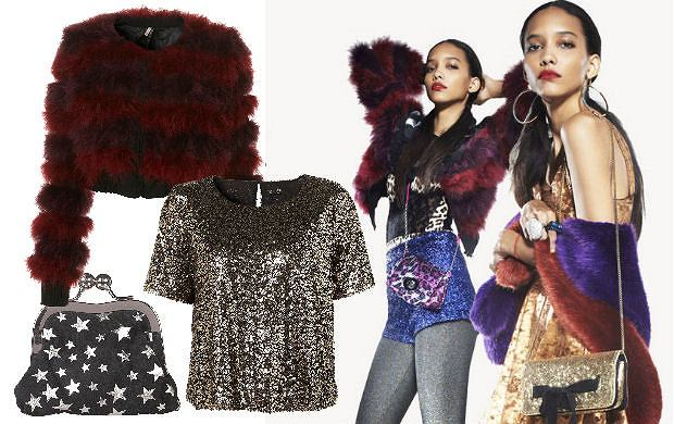 Nowa kolekcja Topshop Glam Rockette