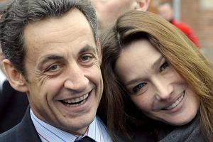 Carla Bruni, Nicolas Sarkozy.