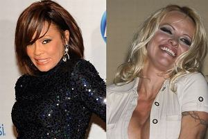 Whitney Houston i Pamela Anderson