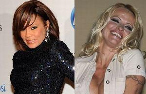 Whitney Houston,Pamela AndersonHouston