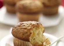 Muffiny z jogurtem - ugotuj