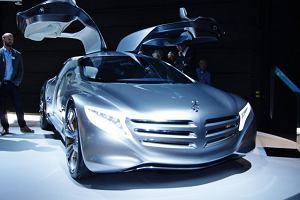 Mercedes F125 - test | Za kierownicą