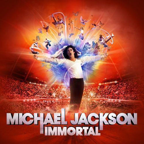 Eric Records / Sony Music Michael Jackson 'Immortal'