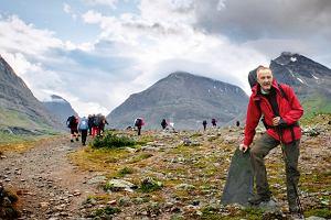 110 km marszu za kręgiem polarnym