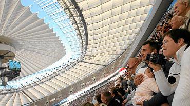 Dzień otwarty na Stadionie Narodowym