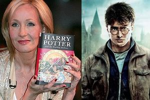 harry potter, j.k. rowling.