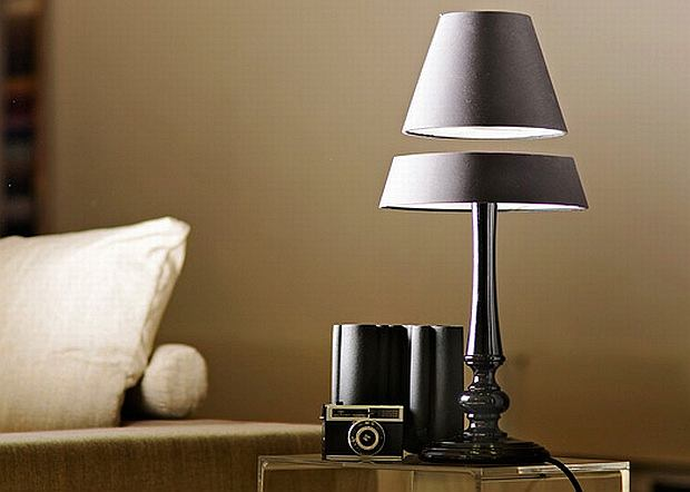 Silhouette lamp