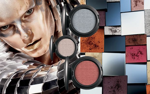 Nowa, limitowana kolekcja metalicznych cieni MAC Metal-X