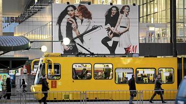 Reklama na Dworcu Centralnym
