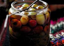 Winogrona marynowane - ugotuj