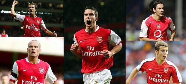 10 największych ciach Arsenalu ery Arsena Wengera